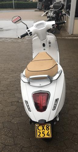 El-scooter MOTO CR E-LIBRA bagfra