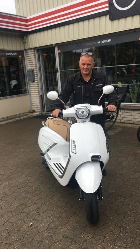 El-Scooter CR E-libra 2